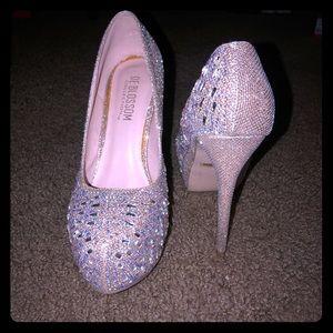 Glamours stiletto heels